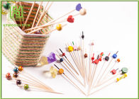 Food Grade Baby Shower Toothpicks Decorative Skewers For Food Odorless
