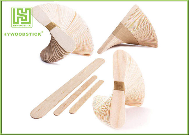 Hot Sale Manufacture Ice Cream Wooden Sticks Natural Birch Bundle In Cheap Price